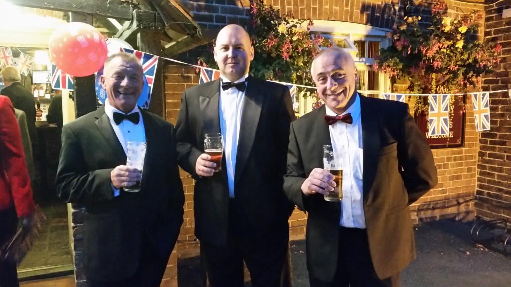 Last Night of the Proms 2015